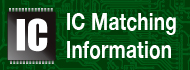 IC Matching Information