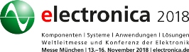 electronica 2018 ロゴ