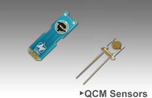 Product introduction:QCM sensor